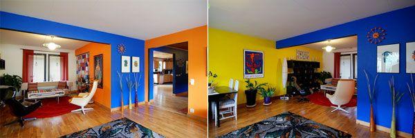 Vyberte si farbu pre váš interiér