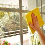 Ako správne vyčistiť okná