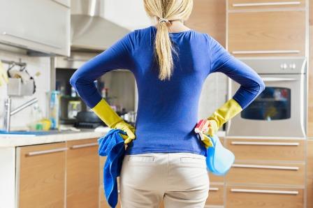 Ako na čistú kuchyňu