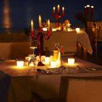 Ako zdobiť slávnostný a romantický stôl
