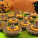 Halloween pre deti: čarodejnice klobúky