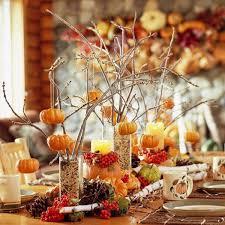 Oživte váš jesenný stôl
