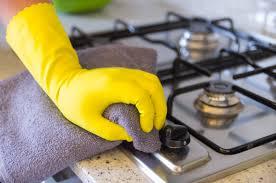 Čistíme kuchyňu