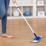Ako čistiť laminátové podlahy