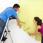 Ako maľovať vlhkú stenu