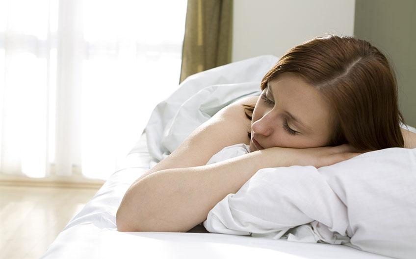 Najčastejšie polohy pri spaní