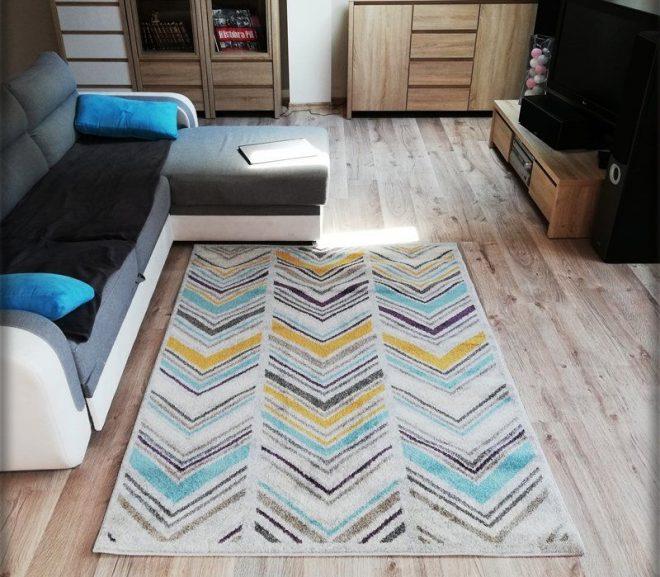 Kúpte si koberec do obývacej miestnosti on-line